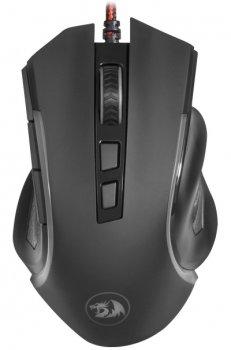 Миша Redragon Griffin USB Black (75093)