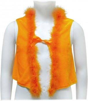 Жилет Seta Decor Лисичка 15-805-OR 112-116 см Оранжевый (2000042655013)