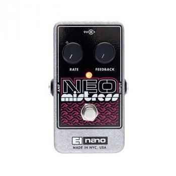 Педаль эффектов Electro-harmonix Neo Mistress Flanger