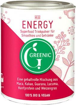 Суміш Greenic Energy 100 г (4260418020021)