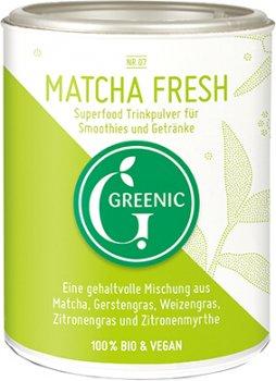 Суміш Greenic Matcha Fresh 80 г (4260418020076)