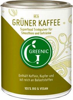Порошок Greenic із зеленої кави 100 г (4260418020144)