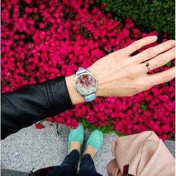Наручний годинник ZIZ «Цвітіння» рожеві + додатковий ремінець