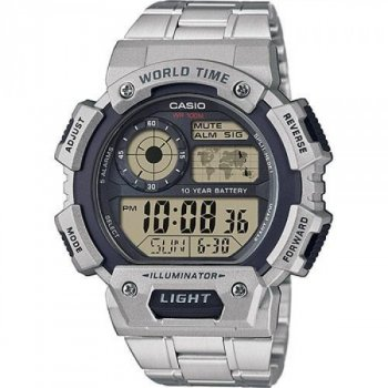 Чоловічі годинники Casio AE-1400WHD-1AVEF