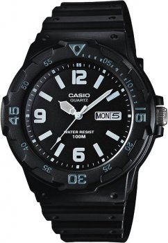 Чоловічі годинники Casio MRW-200H-1B2VEF