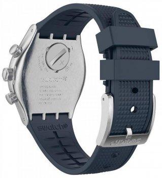 Чоловічий годинник SWATCH BLUE GRID YVS454