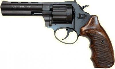 Револьвер флобера STALKER Titanium 4.5'' дерево