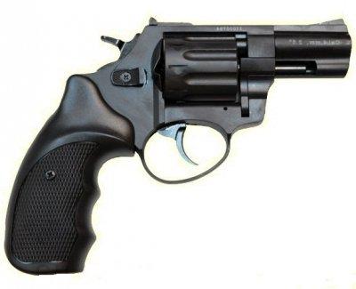 """Револьвер флобера STALKER S 2,5"""" черный"""