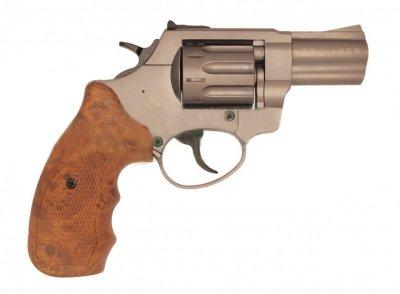 Револьвер флобера STALKER Titanium 2.5'' дерево
