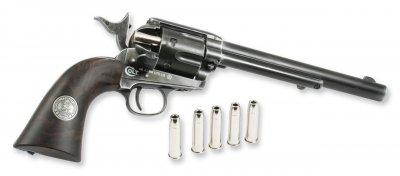 """Пистолет пневматический Umarex Colt SAA .45-7.5"""" US Marshal"""