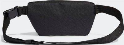 Поясна сумка (бананка) Adidas Daily Waistbag GE1113 Black/Black/White (4061612207313)