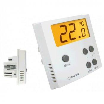 Тижневий термостат SALUS ERT50 UP для прихованого монтажу