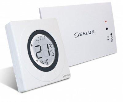 Сенсорний бездротовий програматор SALUS ST620VBC модуль для котлів Vaillant