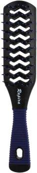 Щетка для волос Rapira двусторонняя продувная чёрная С0246B (8802522722468)