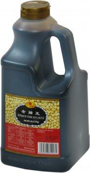 Соус соевый GWY Темный для маринада 1.9 л (6932603819274)