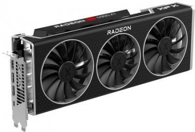 XFX PCI-Ex Radeon RX 6900 XT MERC 319 16GB GDDR6 (256bit) (1925/16000) (USB Type-C, HDMI, 2 x DisplayPort) (RX-69XTACUD9)