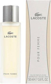 Парфюмированная вода для женщин Lacoste Pour Femme Legere 50 мл (8005610329307)