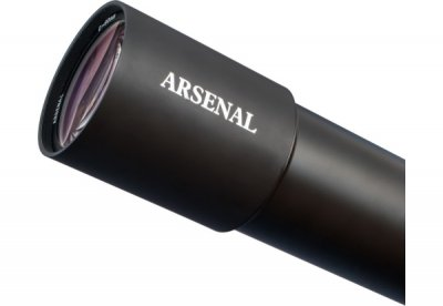 Телескоп Arsenal 90/800, EQ3A, рефрактор, с сумкой (908EQ3)