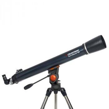 Телескоп Celestron AstroMaster 90 AZ, рефрактор (21063)