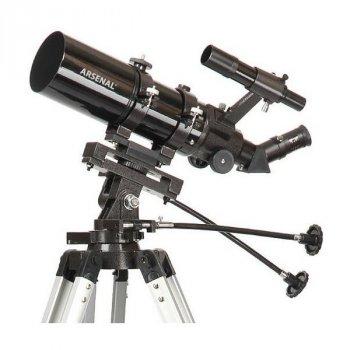 Телескоп Arsenal - Synta 80/400, AZ3, рефрактор (804AZ3)