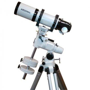 Телескоп Arsenal 80/560, EQ3-2, ED, рефрактор, с кейсом (ED80 EQ3-2)