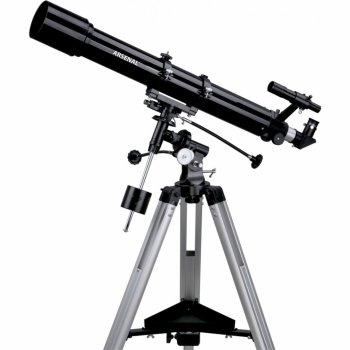 Телескоп Arsenal - Synta 90/900, EQ2, рефрактор (909EQ2)