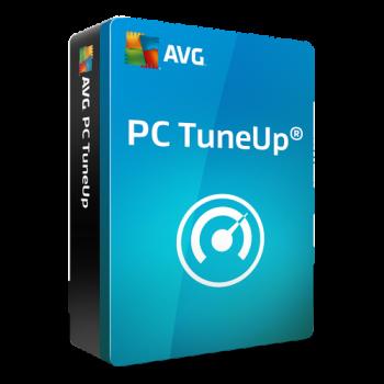 AVG PC Tune Up. Первоначальное приобретение на 1ПК/1год
