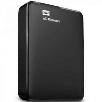 """Зовнішній жорсткий диск WD 2.5"""" 2TB (WDBU6Y0020BBK-WESN)"""