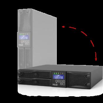 ИБП Centiel EssentialPower RT 2К (UPS-EP002-11-I06-2U)