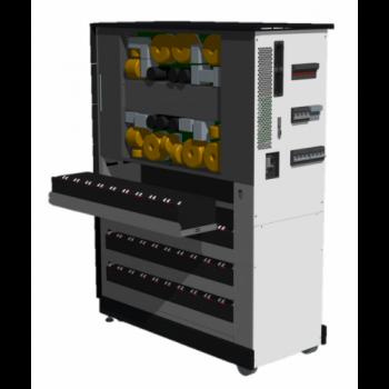 ИБП Centiel PremiumTower 10 (UPS-PT010-I040-D0F) + комплект АКБ 40 шт.(9Ah) FIAMM