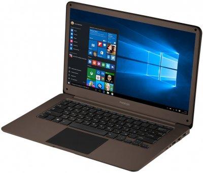 Ноутбук Prestigio SmartBook 141 C2 (PSB141C02ZFH_DB_CIS) Dark Brown