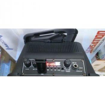 Портативна Bluetooth колонка акустична система c радіо Ailiang Lige-880