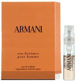 Пробник (туалетная вода) для мужчин Giorgio Armani Eau d'Aromes 1.2 мл (3605521966186)