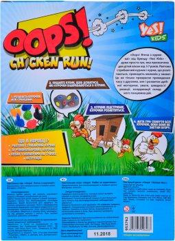 Настільна гра Yes Kids Oops! Втеча з курника! (5056137196463)