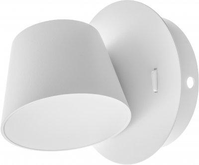Світлодіодний світильник підсвітка Brille AL-508/6W LED WH (27-006)