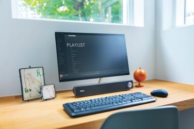 Звукова панель Trust Arys PC Soundbar (22946)