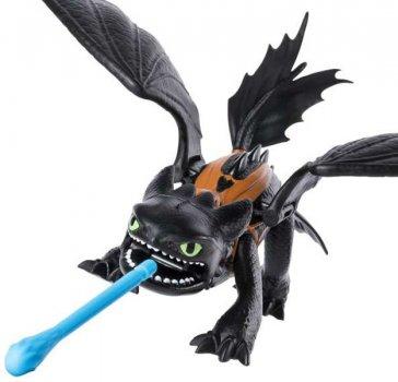 Набор Spin Master Dragons Как приручить дракона - 3 из дракона Беззубика и всадника Иккинга (SM66621/7311) (778988167311)