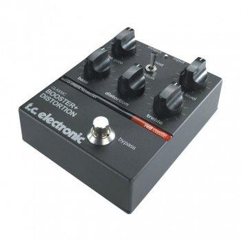 Педаль эффектов TC Electronic Classic Booster + Distortion
