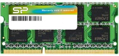 Оперативная память Silicon Power SODIMM DDR3L-1600 2048MB PC3L-12800 (SP002GLSTU160V02)