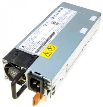 Блок живлення для сервера IBM POWER SUPPLY 750W AC 80 PLUS PLATINUM HOT PLUG PLUG (69Y5747) Refurbished