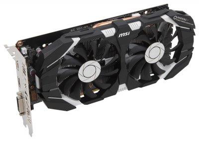 MSI GeForce GTX1060 3072Mb T OC