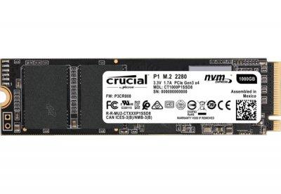 Накопичувач Crucial P1 1 TB (CT1000P1SSD8) (F00174735)