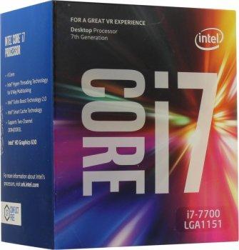 Процессор INTEL I7-7700 BOX s-1151 (F00149247)