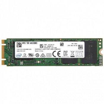 INTEL M.2 2280 512GB (SSDSCKKW512G8X1)