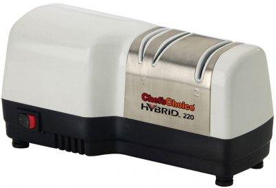 Точилка для ножей Chef's Choice электро-механическая Белая (CH/220)