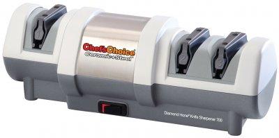 Точилка для стальных и керамических ножей Chef's Choice электрическая Белая (CH/700)