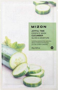 Маска для лица Mizon Joyful Time Essence с экстрактом огурца 23 г (8809479166437)