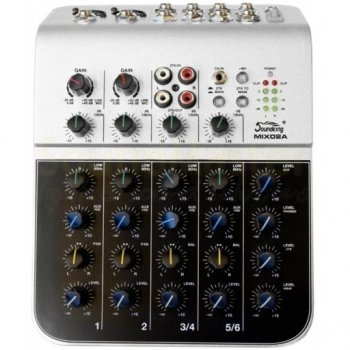 Мікшерний пульт Soundking SKMIX02A (7-SKMIX02A)