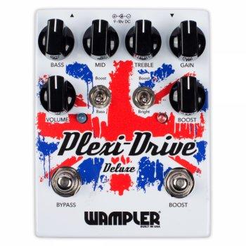 Гітарна педаль ефектів Wampler Plexi Drive Deluxe (7-Plexi-Drive Deluxe)
