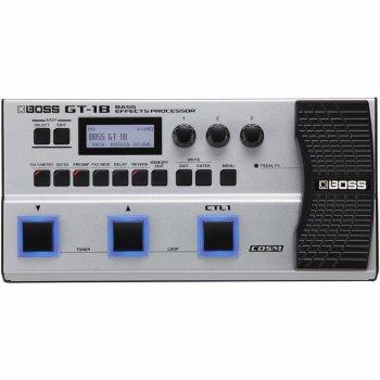 Бас-гітарний процесор ефектів Boss GT-1B (916-BO-0293)